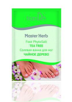 Солевая ванна для ног «Чайное дерево»