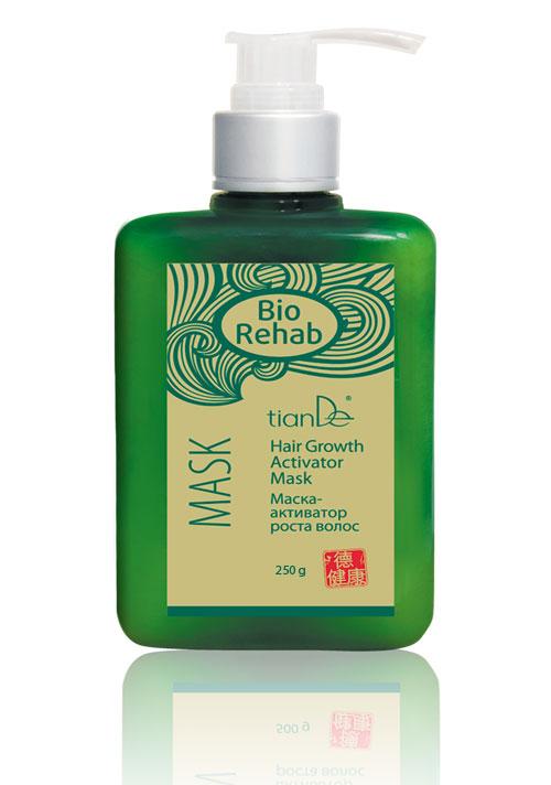 Маска-активатор роста волос, серия Bio Rehab