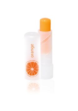 Фруктовый бальзам для губ «Апельсин»