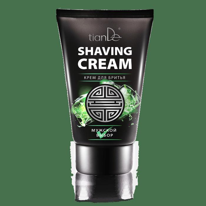 Крем для бритья - бритьё как по маслу