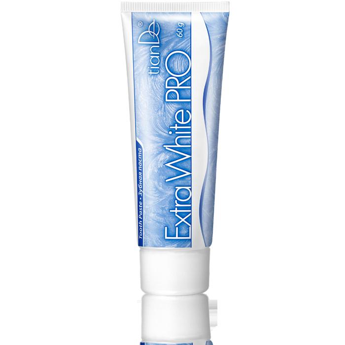 Зубная паста Extra White PRO - Альтернатива ультразвуковой чистке