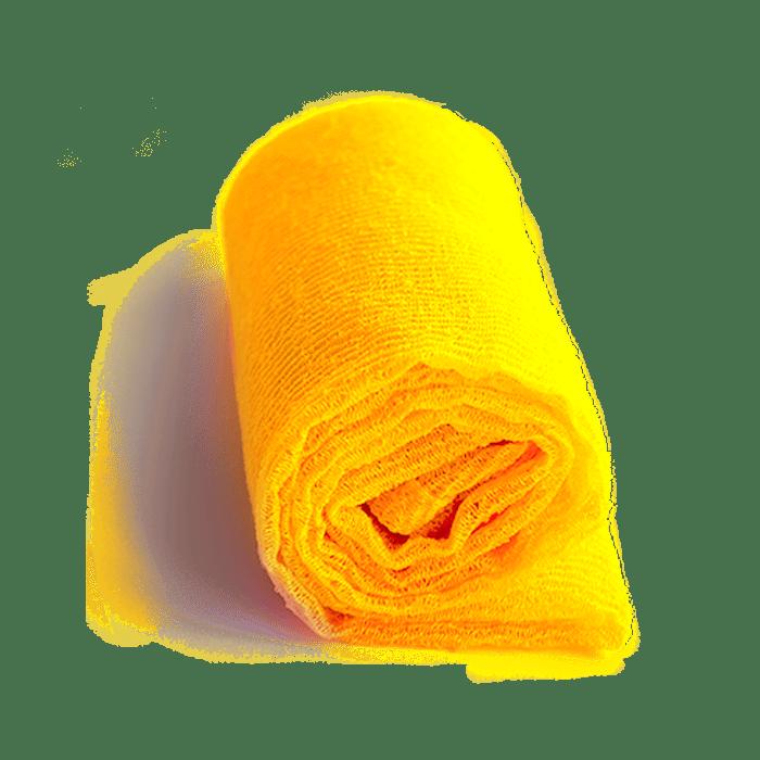 Японская мочалка-полотенце для тела